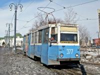 Хабаровск. 71-605 (КТМ-5) №377