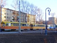Хабаровск. РВЗ-6М2 №331, РВЗ-6М2 №168, 71-608К (КТМ-8) №123