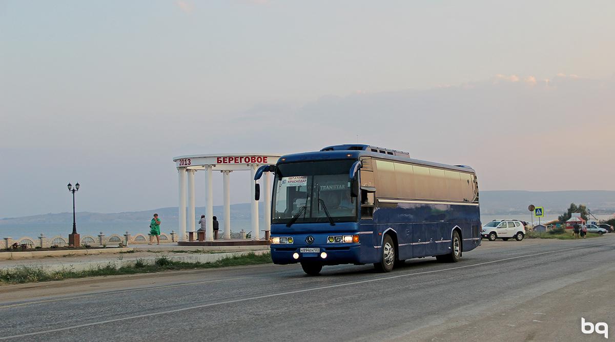Феодосия. SsangYong TransStar к894ен