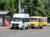 Ставрополь. Нижегородец-2227 (Ford Transit) у045на, ГАЗель (все модификации) в762рк