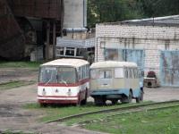 Смоленск. ЛАЗ-695Н (б/н), КАвЗ-3271 р427ку