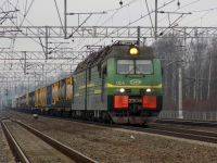 Санкт-Петербург. 2ЭС4К-054
