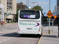 Хельсинки. Irisbus Crossway LE 12.8M MNY-505