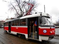 Москва. Tatra T3 (МТТА-2) №2329