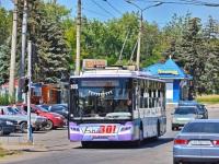 Славянск. ЛАЗ-Е183 №205