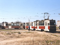 Санкт-Петербург. ЛВС-86К №5004, ЛВС-86К №5003