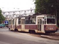 Санкт-Петербург. ЛВС-86К №5019