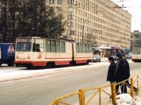 Санкт-Петербург. ЛВС-86К №5041, ЛМ-68М №5686