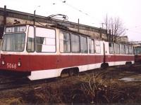 Санкт-Петербург. ЛВС-86К №5068, ЛВС-86Т №5038