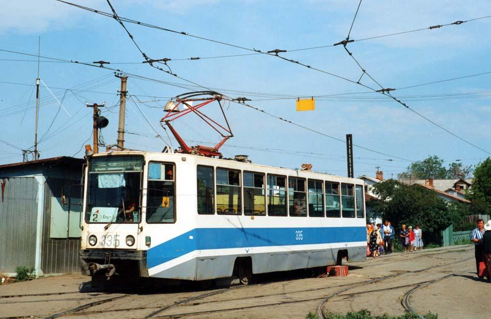 Орск. 71-608К (КТМ-8) №335