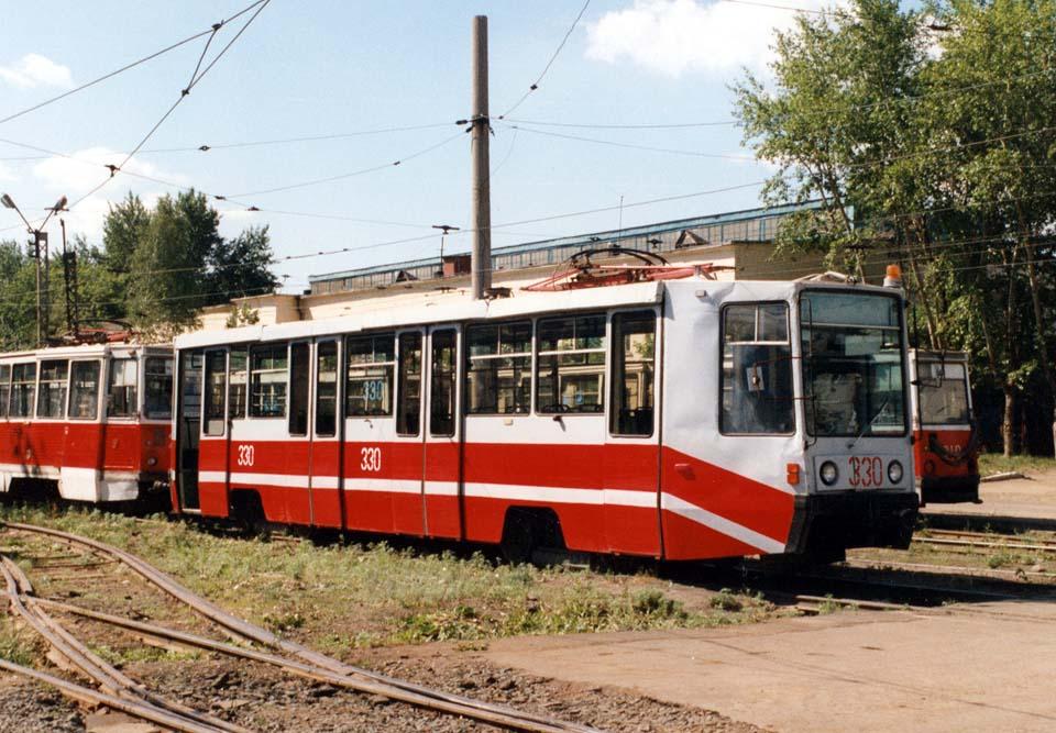 Орск. 71-608К (КТМ-8) №330