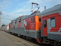 Хабаровск. ЭП1-129
