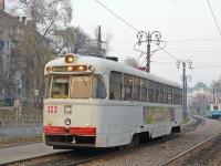 Хабаровск. РВЗ-6М2 №322