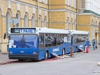 Санкт-Петербург. МАЗ-163 в309тт