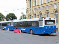 Санкт-Петербург. МАЗ-163 в286тт
