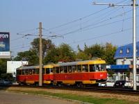 Краснодар. Tatra T3SU №087
