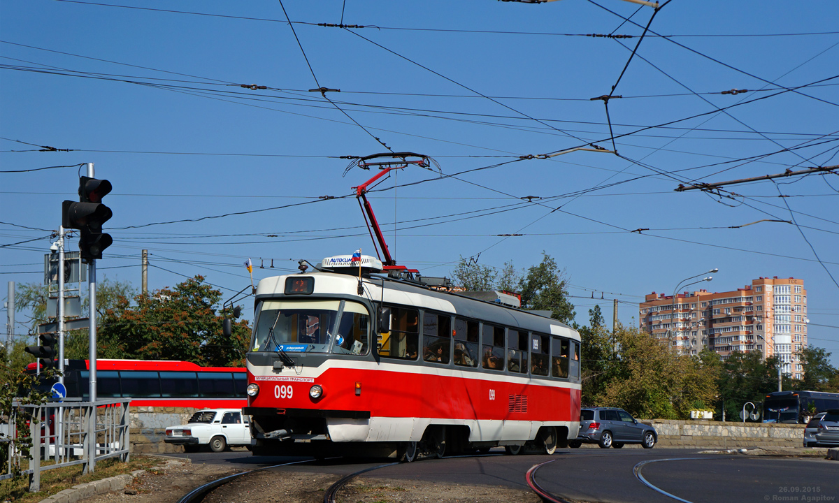 Краснодар. Tatra T3SU №099