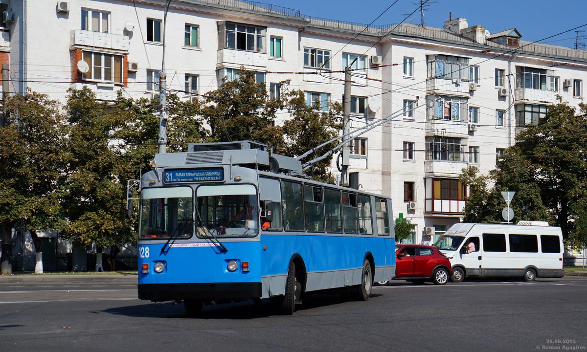 Краснодар. ЗиУ-682Г00 №128