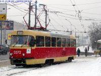 Москва. Tatra T3 (МТТЧ) №3372