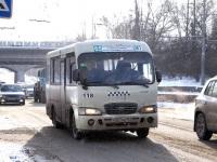 Ростов-на-Дону. Hyundai County SWB н527нн