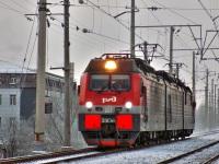 Санкт-Петербург. 3ЭС4К-017