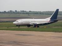 Крым. Самолет Boeing 737-500 VP-BXM