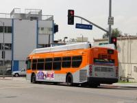 Лос-Анджелес. New Flyer XN40 1453849