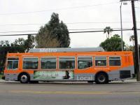 Лос-Анджелес. NABI 40-LFW 1113623
