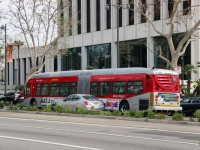 Лос-Анджелес. NABI 60-BRT 1225803