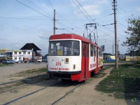 Тула. Tatra T3SU №215
