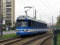 Краков. Duewag GT8S №3056