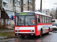 Николаев. Škoda 14TrM №3037