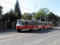 Прага. Tatra T3 №8318