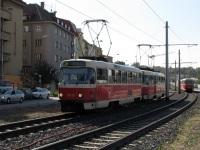 Прага. Tatra T3 №8410