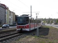 Прага. Tatra KT8D5 №9079