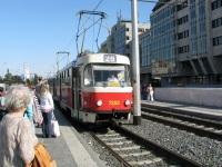 Прага. Tatra T3SUCS №7252