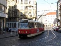 Прага. Tatra T3 №8482