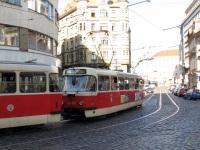 Прага. Tatra T3R.P №8483