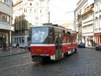 Прага. Tatra T6A5 №8716