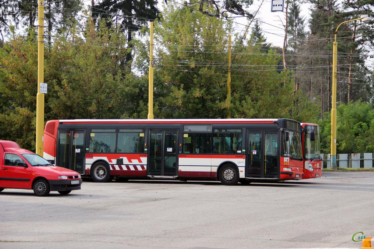 Прешов. Irisbus Agora S/Citybus 12M PO-069BB, Irisbus Citelis 12M PO-837CD