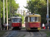 Киев. Tatra T3SU №5524, Tatra T3SU №5664