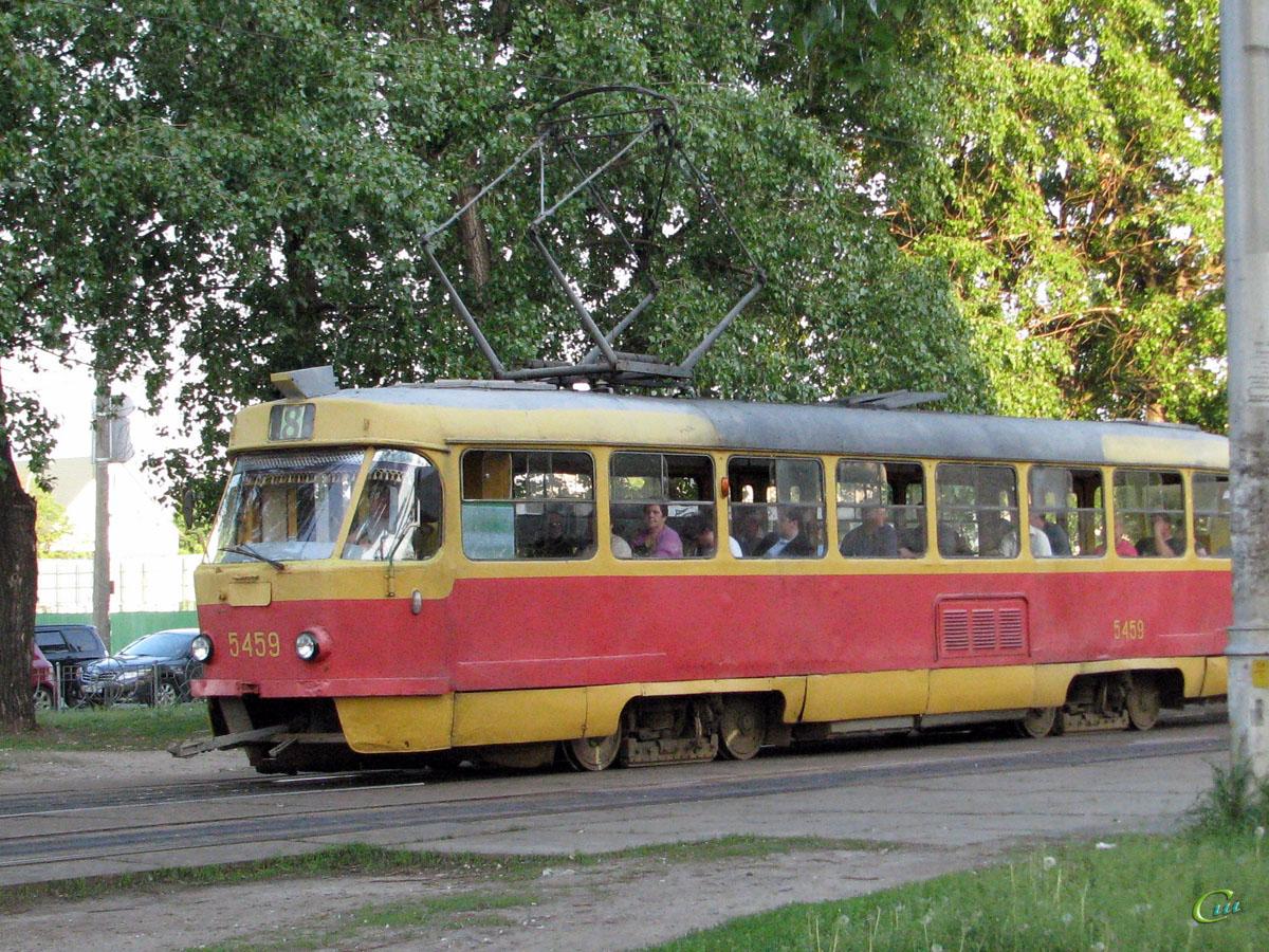 Киев. Tatra T3SU №5459