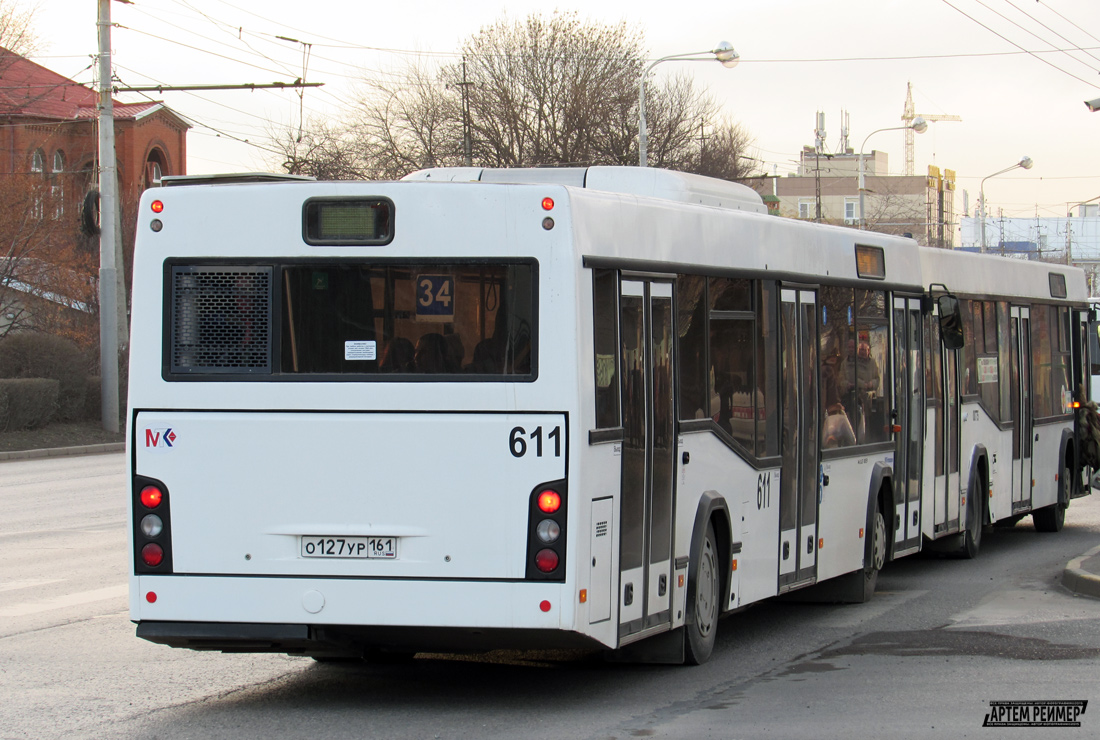 Ростов-на-Дону. МАЗ-103.486 о127ур
