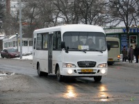 Таганрог. Hyundai County LWB ам701