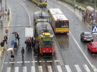 Варшава. Konstal 105N2k №2044