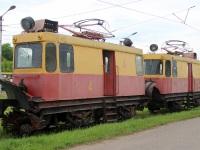 Комсомольск-на-Амуре. ГС-4 (КРТТЗ) №4, ГС-4 (КРТТЗ) №6