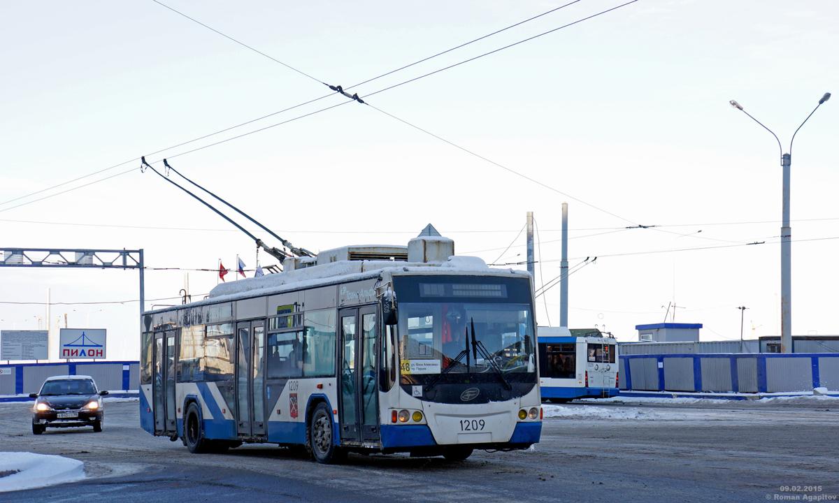 Санкт-Петербург. ВМЗ-5298.01 №1209