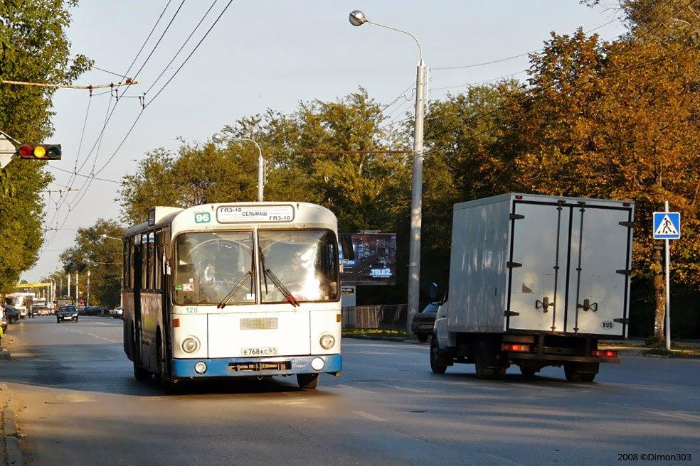 Ростов-на-Дону. MAN SL200 е768кс