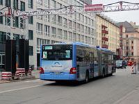 Мюнхен. MAN A23 Lion's City NG313 M-VG 5320