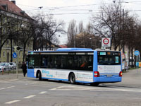 Мюнхен. MAN A21 Lion's City NL273 M-VG 4245